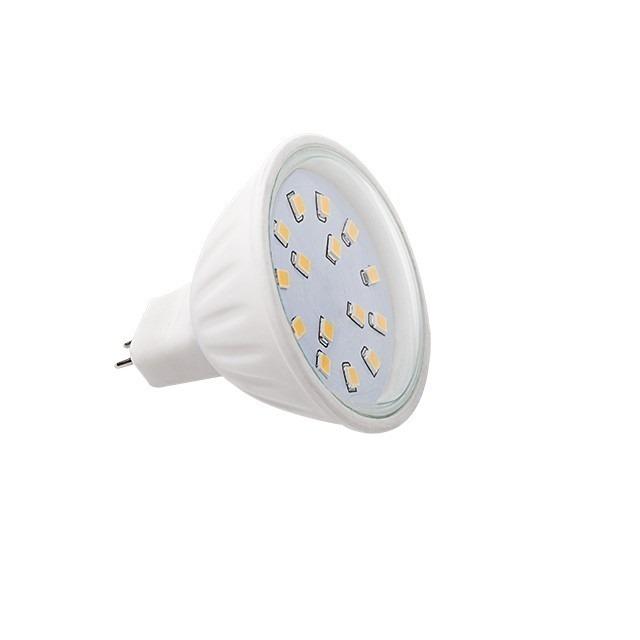 Kanlux Premium GU5.3 MR16 LED Spot 4,5 Watt warmweiß