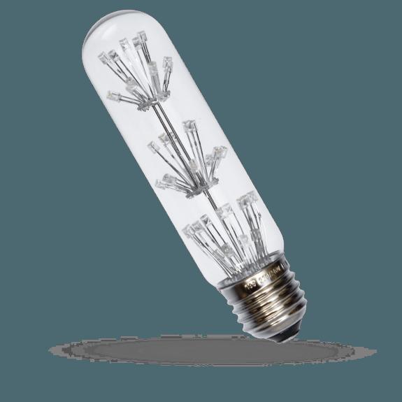 LED Dekoration Birne längliche Form 1,7 Watt