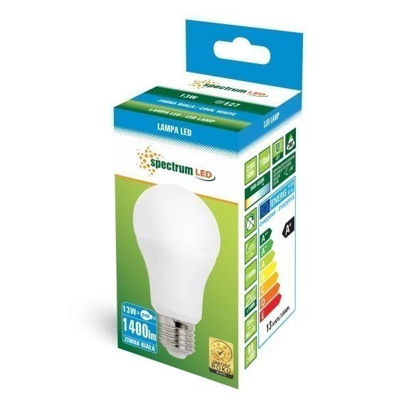 LED Birne 13 Watt 1.300 - 1.400 Lumen kaltweiß
