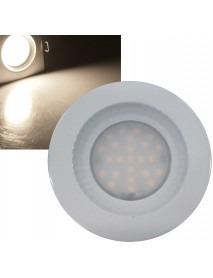 LED-Einbauleuchte Flat-40 FR 4000K 500lm 5W