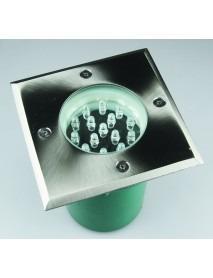 LED Bodenleuchte BEL 15Q 1,2 Watt und 60 Lumen