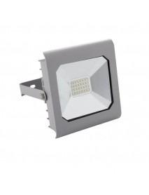 20 Watt LED Fluter 1.500 Lumen von Kanlux IP44 Grau Neutralweiß