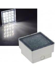 LED Pflasterstein BRIKX 10 neutralweiß 80lm 1,5W