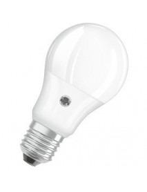 Tageslichtsensor! LED Leuchtmittel E27 Osram mit Tageslichtsensor 9,5 Watt warmweiß