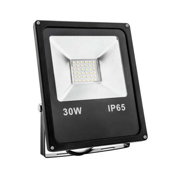 LED Fluter / Scheinwerfer NOCTIS Eco in Schwarz 30 Watt Lichtfarbe wählbar