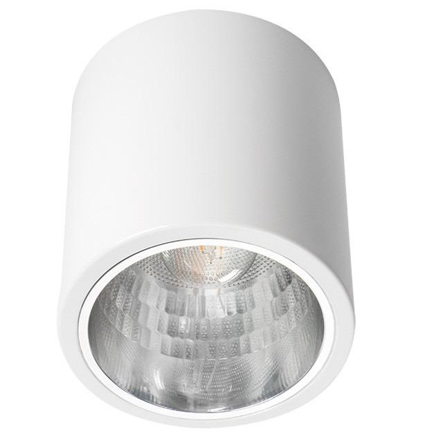 Premium Aufbaudownlight E27 Fassung IP20 171 mm