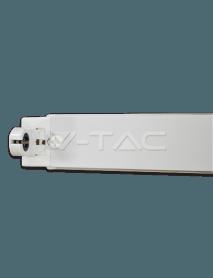 60 cm Fassung für LED Röhre aus Metall