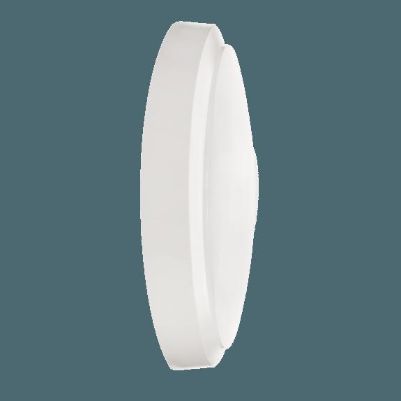 LED Wand- und Deckenleuchte Nymphea Slim Rund 10 Watt