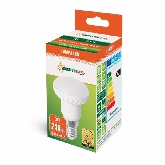 E14 LED Reflektorstrahler 3 Watt