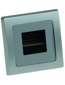 LED-Einbauleuchte DELPHI COB silber 110lumen 1,5W