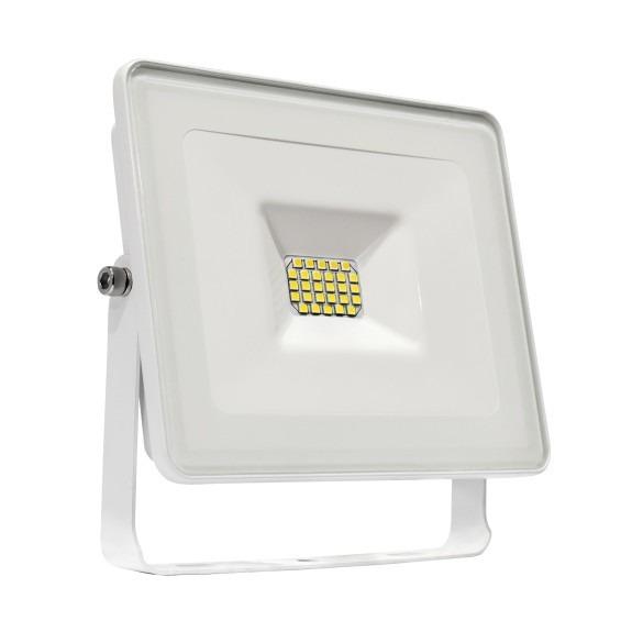 LED Fluter / Scheinwerfer NOCTIS Lux in Weiß 20 Watt