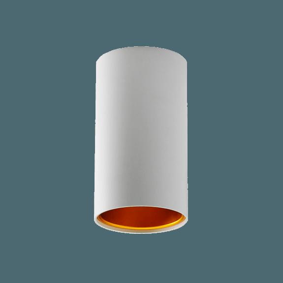 CHLOE Aufbauleuchte GU10 Modern weiß