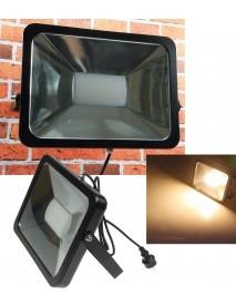 LED-Fluter SlimLine CTF-SL80B schwarz 5400lm 80W