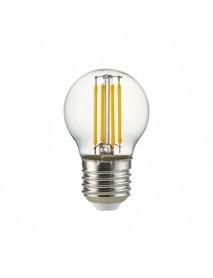 Kleines E27 LED Filament Leuchtmittel 4 Watt 400 Lumen A++