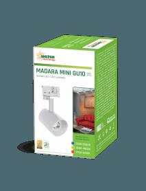 Madara Mini 3-Phasen Strahler LED weiß