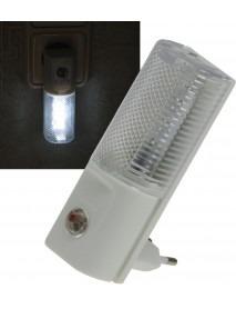 LED Nachtlicht mit Tag/Nacht-Sensor 20lm 1W warmweiß