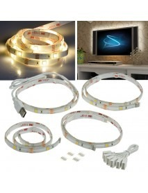 LED Stripe Set:TV-Hintergrundbeleuchtung 500lm