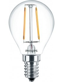 Philips Filament Classic Birne E14 2 Watt