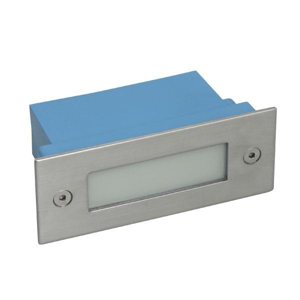 LED Wandeinbaustrahler TAXI 1,5 Watt IP54 neutralweiß