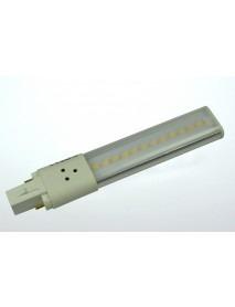 Kompaktleuchtstofflampe, G23, 24 x SMD-LED, ca. 140°