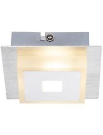 LED Deckenleuchte QDL-01 mit 310 Lumen und 5 Watt Warmweiß