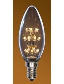 LED Dekorationsbirne E14 1,6 Watt