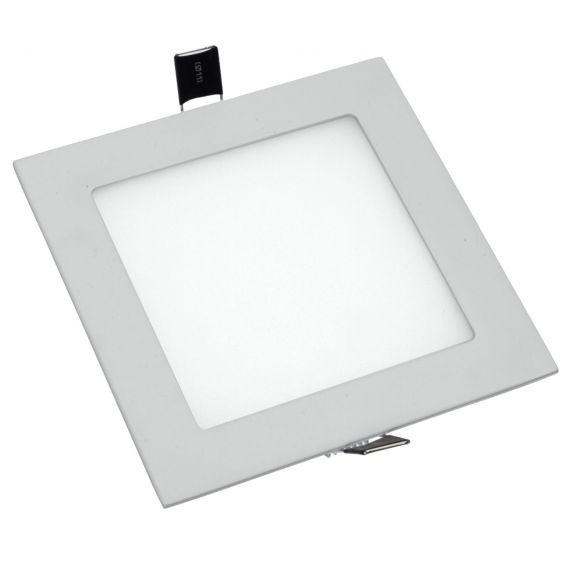 Ultradünnes Quadrat LED Panel 12 Watt