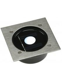 Solar LED Bodenstrahler CTB-E eckig IP44 trittfest und befahrbar