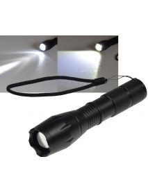 LED-Taschenlampe CTL10 Zoom 10W 350lm