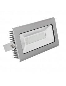 150 Watt LED Fluter Kanlux IP65 Neutralweiß 11.900 Lumen Grau