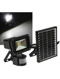 Solar LED-Fluter mit Bewegungsmelder 10W