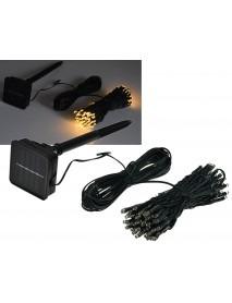 LED Solar-Lichterkette CT-SK100 10m