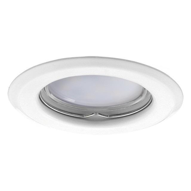 GU5.3 / GU10 Einbauringe Strahler/Spot Fassung wählbar Weiß