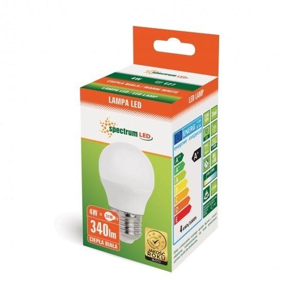 Kleine LED Lampe 6 Watt 500 Lumen warmweiß