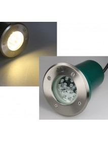 LED Bodenleuchte BEL 15R mit IP67 und 1,2 Watt Warmweiß