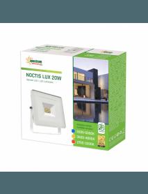 LED Fluter / Scheinwerfer NOCTIS Lux in Weiß 20 Watt - Lichtfarbe wählbar