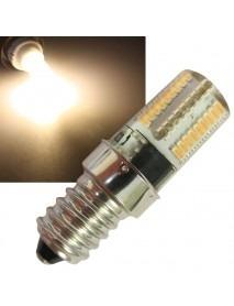 LED Lampe E14 mit 72 SMD LEDs 3 Watt und 180 Lumen in Warmweiß