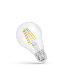 E27 LED Filament Birne 6 Watt 750 Lumen warmweiß