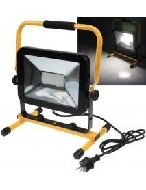 LED-Baustrahler CTS-50W V2.mit Ständer 3700lm 50W