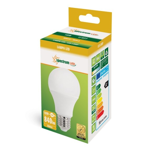 LED Birne 10 Watt 800 - 880 Lumen neutralweiß