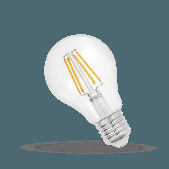 LED Filament Birne 4 Watt 450 Lumen warmweiß