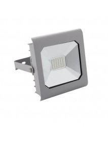 30 Watt LED Fluter 2.300 Lumen von Kanlux IP44 Grau Neutralweiß