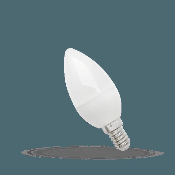 LED Lampe Kerzenform E14 1,5 Watt