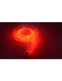 LED-Band, rot, 25m, 8mm, IP20, 4,8W / Meter