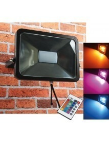 LED-Fluter SlimLine CTF-SL50W RGB