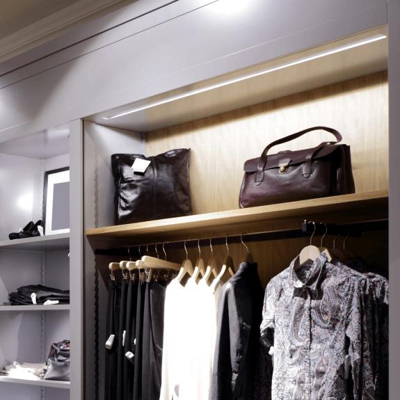 50 cm Kabinett- Schrank und Schubladenleuchte Touchschalter