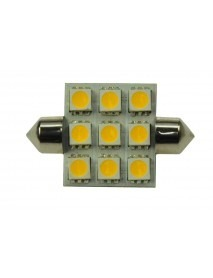 LED Soffitte (37mm), 9xSMD, 110lm
