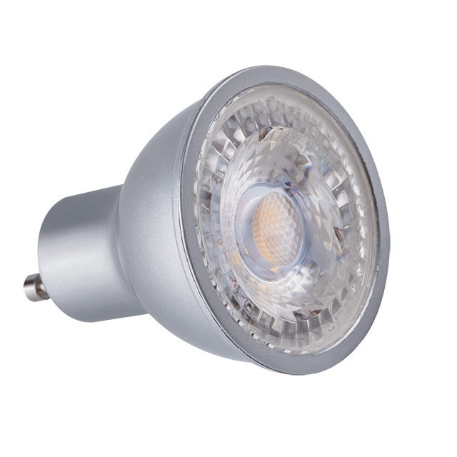 Kanlux Professional GU10 LED Spot 60° Abstrahlwinkel 7 Watt warmweiß