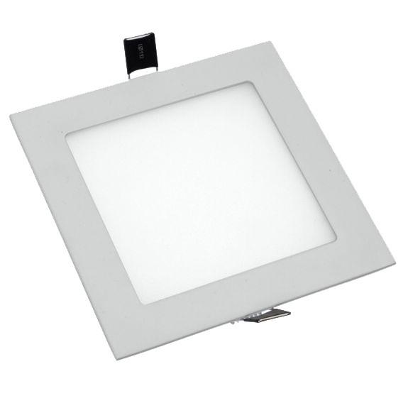 Ultra Slim Quadrat LED Panel ALGINE 18 Watt
