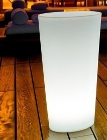 LED Pflanzkübel TANGO L 30x40x75cm
